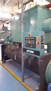 Decommissioning of old generator at the Northwood project (4)